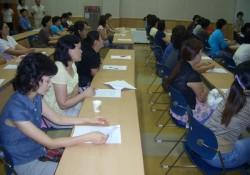 2005-7-13 김천교육청 어머니합창단 일일자원봉사체험