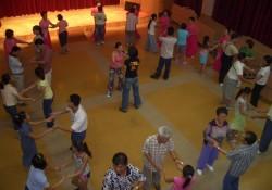 2005-8-24 건강체조교실 개강
