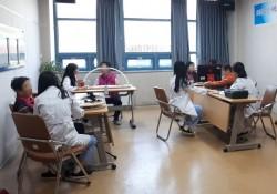 김천대학교 작업치료학과, 장애인복지관 찾아 인지재활서비스 제공