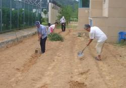 2005-8-24 텃밭관리(자봉)