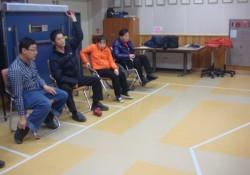 2012년 보치아교실 개강