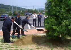 2005-6-30 기념식수