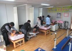 2009-10-29 지역 장애인 및 주민을 위한 지역사랑 의료서비스 실시