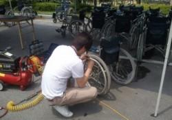 제1차 장애인 보장구 수리 및 점검 실시