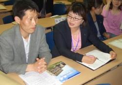 2005-05-21 김천시 사회복지전담공무원 간담회
