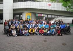 2006-04-29 서울국제휠체어마라톤대회
