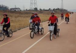 건강과 행복이 함께하는 '자전거교실' 개강