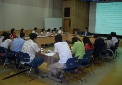 2005-7-9 제7회 경북지역 직업재활실무자 워크샵