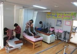 2009-11-19 지역 장애인 및 주민을 위한 지역사랑 의료서비스 실시