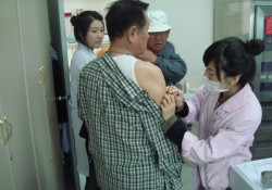 2009-10-16 독감예방접종