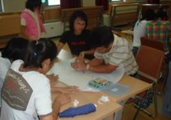 2006-09-09 장애예방교육 및 장애체험(아포중)