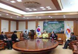 박선하 관장'1일 김천시 명예시장 위촉'및 체험