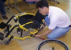 2005-7-8 보장구 수리 서비스