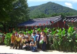 2005-8-26 직업훈련실, 주간보호실 야외학습
