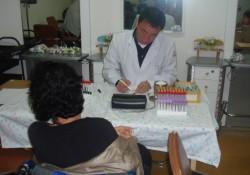 2011년 중증장애인의료봉사사업 실시