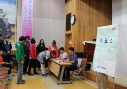 김천시 선거관리위원회, 김천시장애인종합복지관에서 올바른 선거문화교육 및 …